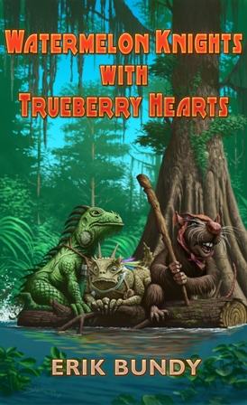 Watermelon Knights with Trueberry Hearts by Erik Bundy